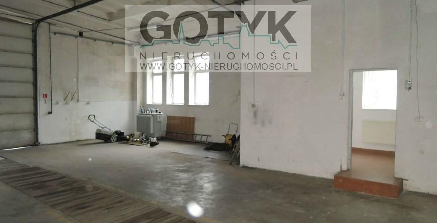 hale magazynowe wynajem lub sprzedaż - Toruń