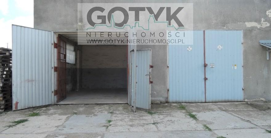 hale magazynowe wynajem lub sprzedaż - Toruń, Mokre