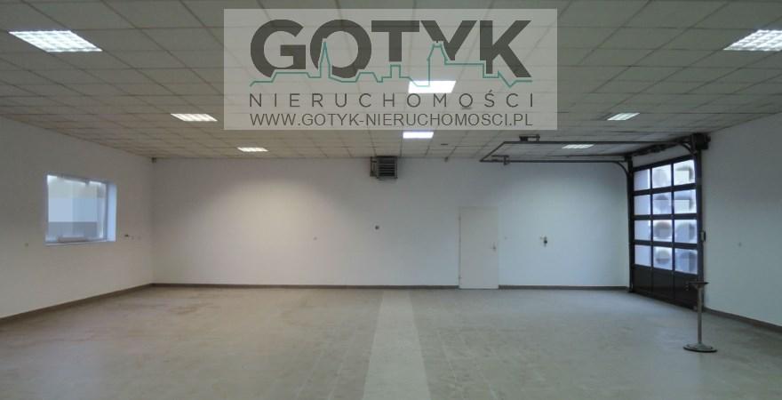 hale magazynowe wynajem lub sprzedaż - Toruń, Grębocin