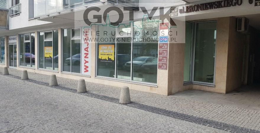 lokale do wynajęcia - Toruń, Bydgoskie Przedmieście, Broniewskiego 6