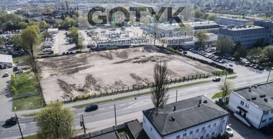 działki na wynajem - Toruń, Mokre, Chrobrego 56/60