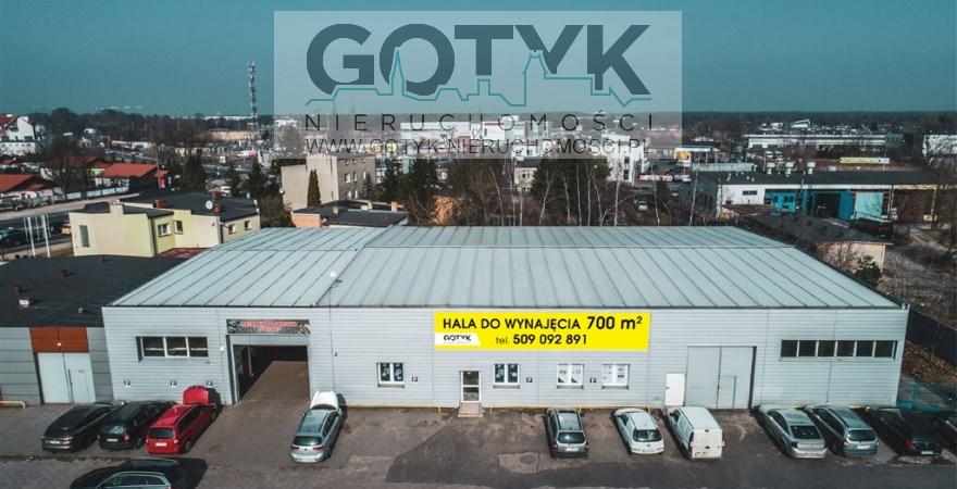 hale magazynowe wynajem lub sprzedaż - Toruń, Mokre, Grudziądzka 174