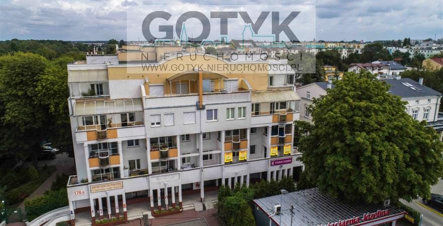 mieszkania na sprzedaż - Toruń, Chełmińskie Przedmieście, Szosa Chełmińska 176