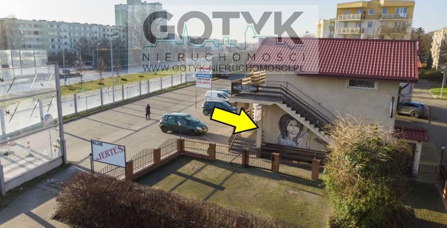 lokale do wynajęcia - Toruń, Chełmińskie Przedmieście, Wybickiego 62
